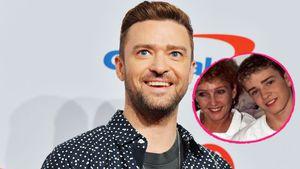 Mit Throwback-Pic: Justin Timberlake gratuliert seiner Mama