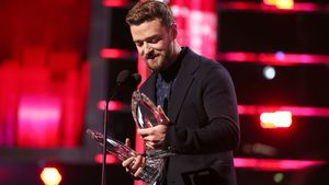 Justin Timberlake bei den People's Choice Awards 2017