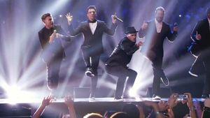 "'N Sync: Auftritt bei ""MTV VMAs"" bleibt einmalig"