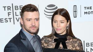 Justin Timberlake und Jessica Biel beim Tribeca Film Festival 2016 in New York