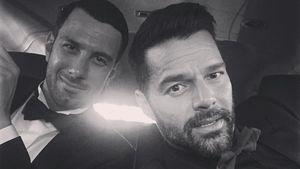"""""""Ich bin nun ein Ehemann"""": Ricky Martin hat geheiratet!"""