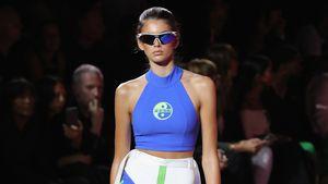 Rihanna ist Fan: Kaia Gerber (16) modelt in ihrer NYFW-Show!