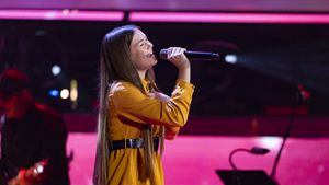 """Standing Ovations: Sie flasht alle """"The Voice Kids""""-Coaches"""