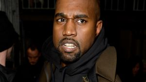 Wütender Tweet: Kanye West steht zu seinem Gefühlsausbruch!