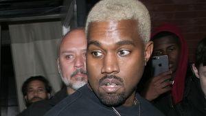 """Kanye West nach seiner """"Yeezy Season 5""""-Show"""
