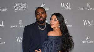 Kanye überrascht Kim mit Hologramm ihres verstorbenen Vaters
