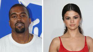 Kanye West, Selena Gomez und Angelina Jolie