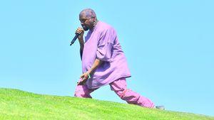 """Fan verkauft """"Heiliges Gras"""" von Kanyes Coachella-Messe!"""