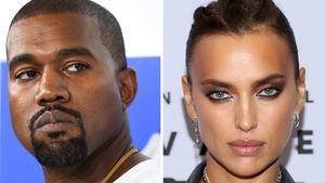 """""""Nie etwas Ernstes"""": Flirt-Aus bei Kanye West und Irina?"""