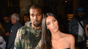 Kanye West und Kim Kardashian in Paris