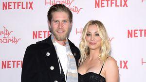 Trotz Ehe: Kaley Cuoco und Ehemann Karl Cook leben getrennt!