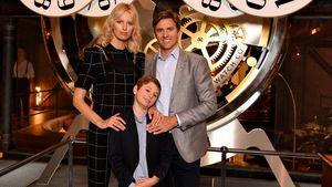 Mamas Fußstapfen? Karolina Kurkovas Sohn (8) modelt jetzt!