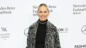 Berlin Fashion Week und Karolina Kurkova