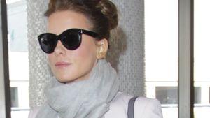 Lady an Bord! Kate Beckinsale reist mit Stil