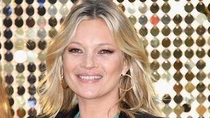 "Model Kate Moss bei der ""Absolutely Fabulous""-Premiere in London"