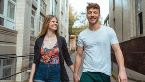 So nah stehen sich die BTN-Stars Katharina und Jakob privat!