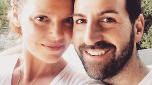 Schauspielerin Katherine Heigl und Ehemann, Musiker Josh Kelley
