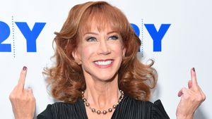 Kathy Griffin in New York City