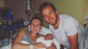 WM-Held Harry Kane: Seine zweite Tochter ist auf der Welt!