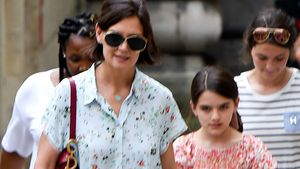 Katie Holmes' Zwilling: Suri Cruise ist ganz die Mama