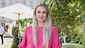 Flughafen-Drama: Katja Kalugina ohne Koffer sitzengelassen
