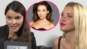 Bachelor-Favoritin? Kattia & Evelyn stehen auf Gogo-Kristina