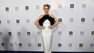 Katy Perry bei der Human Rights Campaign 2017