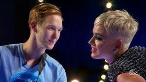 Ungewollter Katy Perry-Kuss: Jetzt spricht der 19-Jährige!