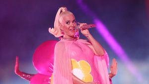 Nach Geburt: Neu-Mama Katy Perry promotet ihr neues Album!