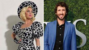 Unangenehm? Katy Perry trifft in Show auf Ex Josh Groban