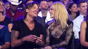 Nach 11 Jahren Ehe: Nicole Kidman & Keith turteln wie Teens!
