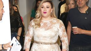 Sängerin Kelly Clarkson in London