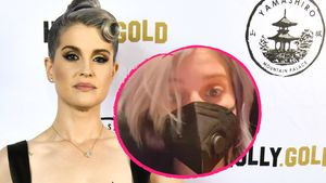 """Kelly Osbourne hat """"schlimmste Bronchitis ihres Lebens"""""""
