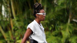 So entspannt spaziert schwangere Kelly Rowland durch Hawaii