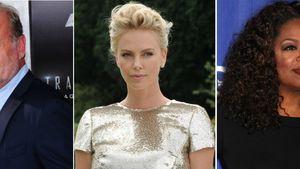 Charlize Theron, Oprah Winfrey und Kelsey Grammer