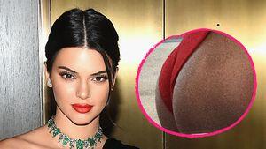 Geht's noch heißer? Kendall Jenner hält Knackpo in Cam!