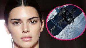 Dekadent! Kendall Jenner präsentiert eigenes Dior-Snowboard