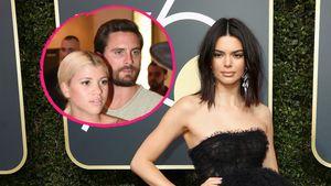 Seitenhieb mit Smiley: Kendall Jenner disst Scott Disick!