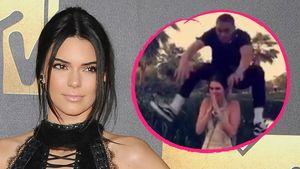 Krasser Stunt: Kendall Jenner experimentiert mit neuem Lover