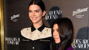 Kourtney nimmt Kendall Jenner Eltern-Diss immer noch übel