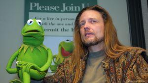 Kermit der Frosch und Steve Whitmire