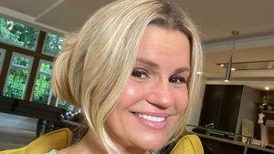 Belastung: Kerry Katona lässt sich im TV Brüste verkleinern
