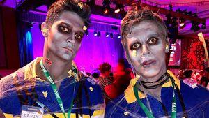 """Auf Heidis Feier: Ist das """"Queer Eye""""-Antonis Paar-Outing?"""