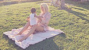 Mama-Angst: Khloe K will nicht, dass True erwachsen wird