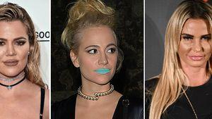Khloe Kardashian, Pixie Lott und Katie Price