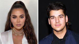 Khloé Kardashian stolz: Bruder Rob datet endlich wieder!