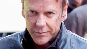 """Autsch! Diese Brüche erlitt """"24""""-Kiefer Sutherland"""