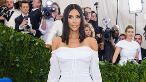 "Kim Kardashian bei der ""Metropolitan Museum of Art Costume Institute Benefit Gala"" 2017"