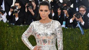 Kim Kardashian auf MET-Gala