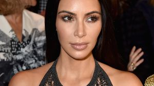Kim Kardashian bei der Paris Fashion Week im September 2016